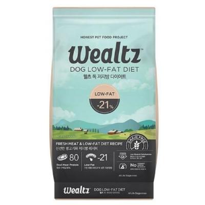 Wealtz 維爾滋 天然無穀寵物糧 低脂高纖犬食譜 1.2kg