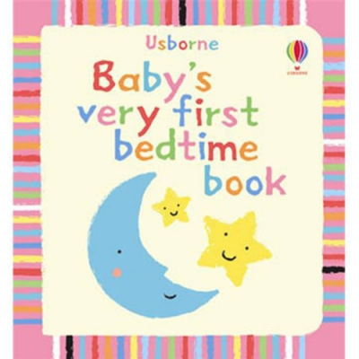 Baby s Very First Bedtime Book 寶貝的第一本單字書:晚安篇