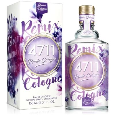 No.4711 Remix Cologne Lavender經典薰衣草古龍水150ml