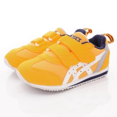 亞瑟士SUKU2機能鞋 雙絆帶機能鞋 ON86-800黃(中小童段)