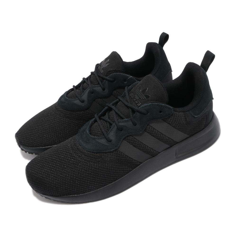 adidas 休閒鞋 X PLR S 運動 男鞋 愛迪達 基本款 舒適 簡約 球鞋 穿搭 全黑 FW4199