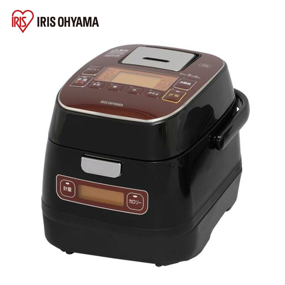 日本Iris Ohyama 極厚銅釜 IH分離式電子鍋(兩色)