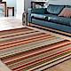 Ambience 比利時Nomad現代地毯-馬雅(橘)(160x230cm) product thumbnail 1
