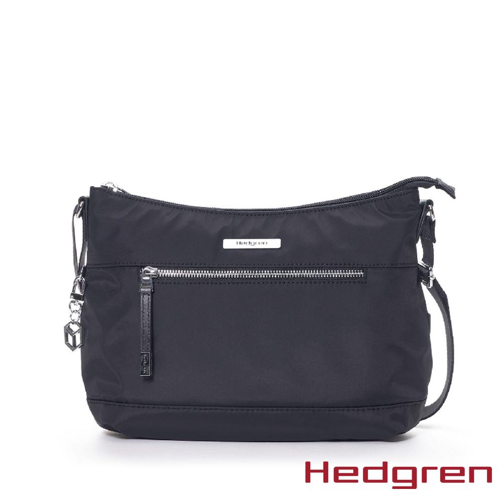 Hedgren 黑彎月側背包 - HAUR 01 M GLEAM