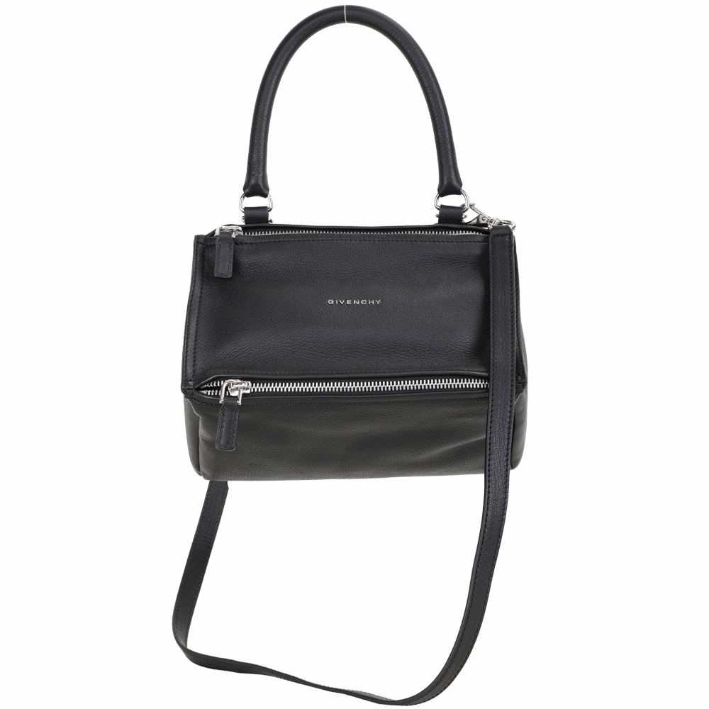【限定53折】GIVENCHY Pandora 小款 黑色羊皮手提/斜背包-3款可選 product image 1