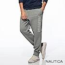 Nautica經典款運動休閒褲-淺灰