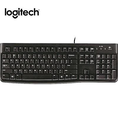 羅技有線鍵盤 K120 (USB 接頭)