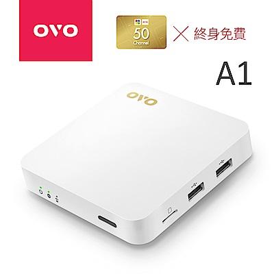 OVO 4K智慧電視盒(OVO-A1)