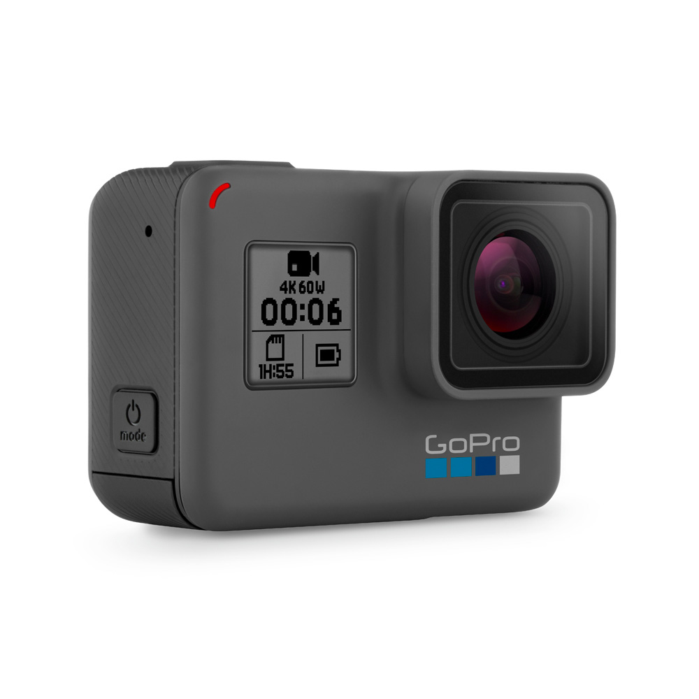 GoPro-HERO6 Black運動攝影機CHDHX-601