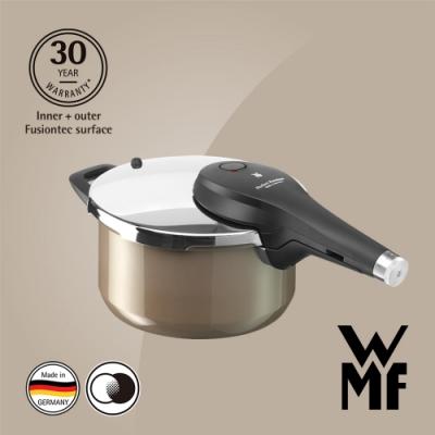 德國WMF Fusiontec 快力鍋 4.5L (棕銅色)(快)