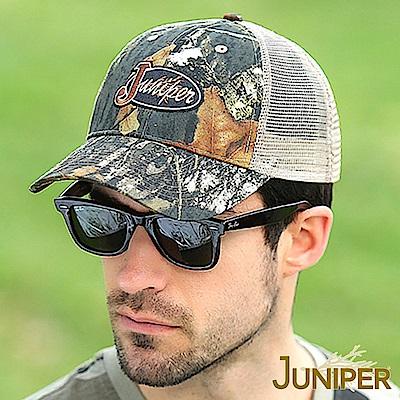 JUNIPER 抗UV迷彩透氣遮陽網帽