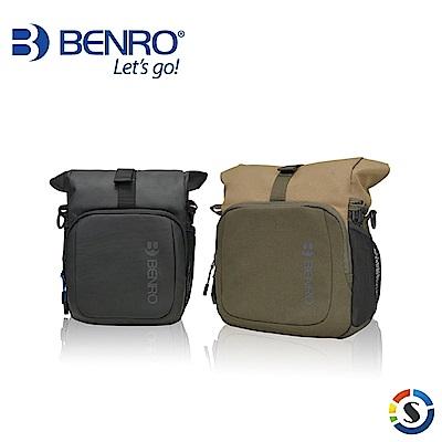 BENRO百諾 Incognito S20 微行者系列攝影單肩包(黑/卡其)