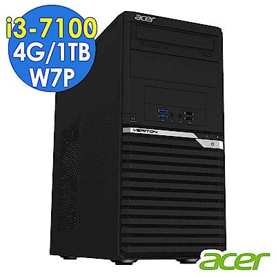 ACER VM2640 i3-7100/4G/1T/W7P