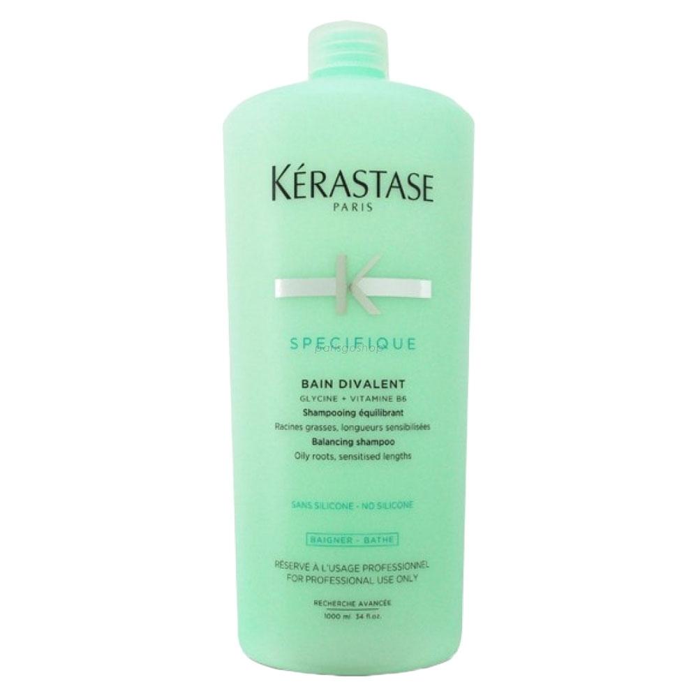 KERASTASE卡詩 胺基酸平衡髮浴1000ML(贈壓頭)