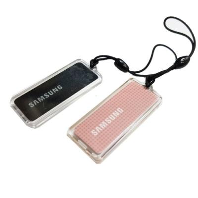 LY006 2入裝 三星電子鎖專用磁扣 三星感應卡 IC鑰匙扣卡 IC卡 門禁卡