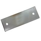 D33 2入裝 144X50 mm 平型角架 白鐵片 不銹鋼 長型內角鐵 平板固定片