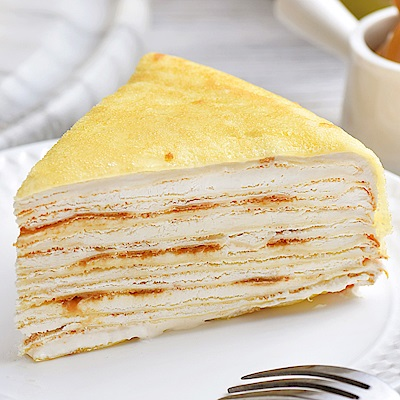 (滿2件)塔吉特 太妃焦糖千層蛋糕(8吋)