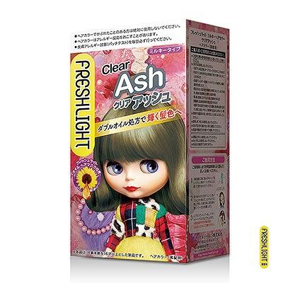 FreshLight 富麗絲染髮系列 冷棕灰