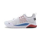 PUMA-Anzarun 男女復古慢跑運動鞋-白色
