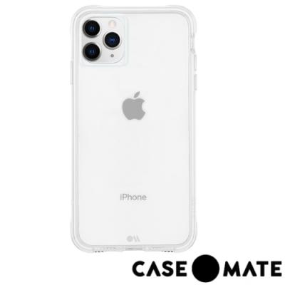 美國Case●Mate iPhone 11 Pro 強悍防摔手機保護殼 -透明(贈玻璃貼)