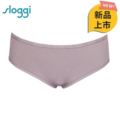 sloggi everyday有機過生活系列平口內褲 M-EL 淡雅櫻粉 87-819 78
