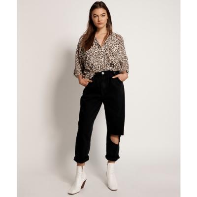 ONETEASPOON HIGH WAIST TROUSER JEAN 牛仔褲- 女