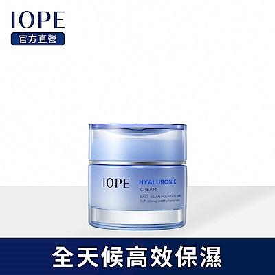 IOPE艾諾碧 水感玻尿酸超導凝霜 50ml
