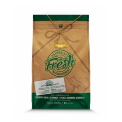 加拿大Fresh鮮旺-敏感肌膚及敏感腸胃 (火雞+兔肉) 貓用 5kg/11lb (NFC4605)