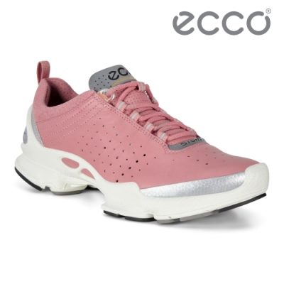 ECCO BIOM C W 銷售冠軍自然律動健步鞋  女鞋大馬士革粉