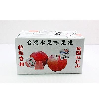 厚毅 台灣水果味果凍-水蜜桃味(400g)