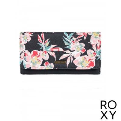 【ROXY】HAZY DAZE 皮夾 黑色