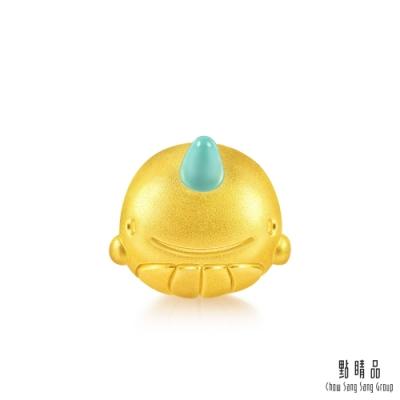 點睛品 Charme 獨角鯨 黃金串珠