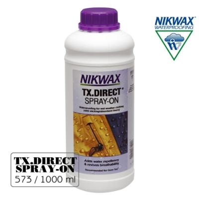 【NIKWAX】噴式防水布料撥水劑補充瓶 573-1000ml