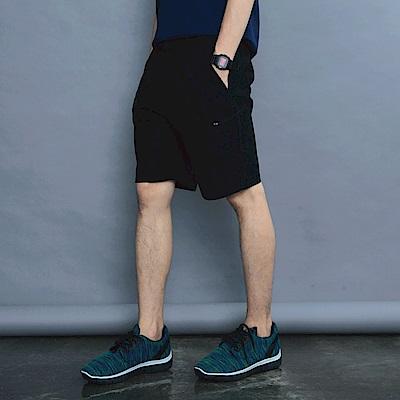 細格紋質感調節繩造型短褲.3色-OB嚴選