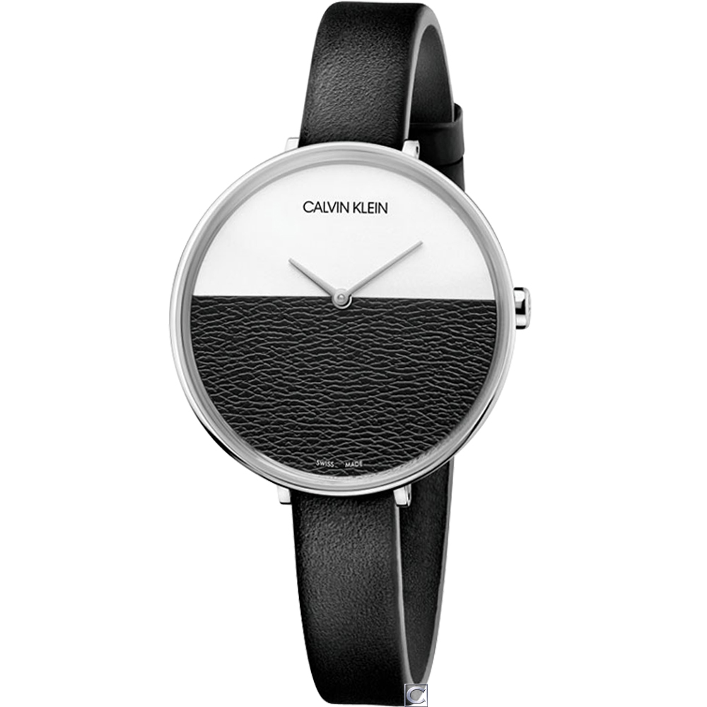 Calvin Klein K7A rise晨曦系列時尚腕錶(K7A231C1)38mm