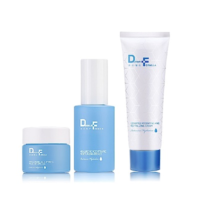 DF美肌醫生 獨家組 玻尿酸全能保濕經典組