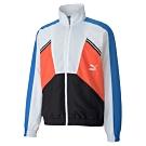 PUMA-男性流行系列TFS立領風衣外套-貴族藍-歐規