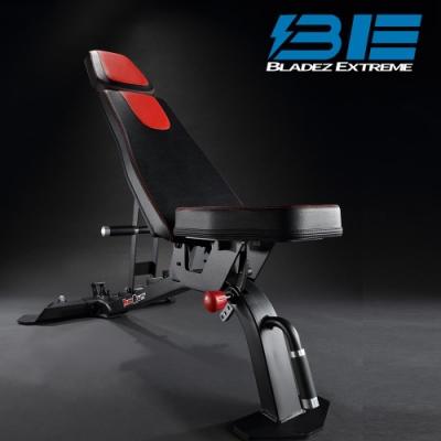 【BE】F2708高耐重可調式重量訓練椅