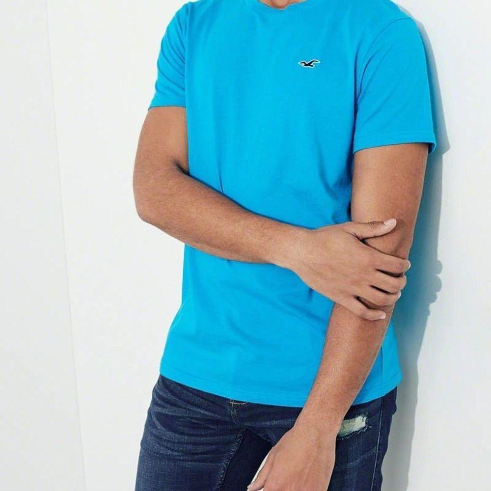 Hollister HCO  短袖 T恤 藍色 0897
