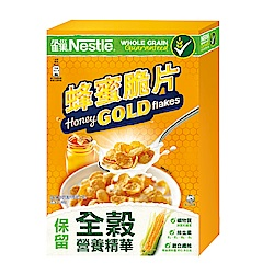 雀巢 蜂蜜脆片早餐脆片(370g)