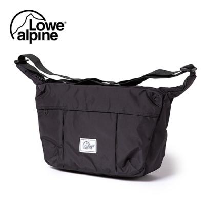 【Lowe Alpine】Adventurer Shoulder 日系款肩背包 黑色 #LA03