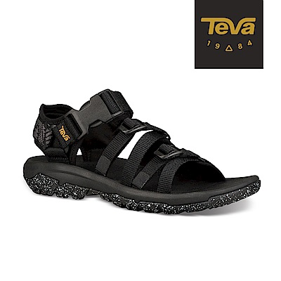 TEVA 男 Hurricane XLT2 ALP 機能運動涼鞋-黑