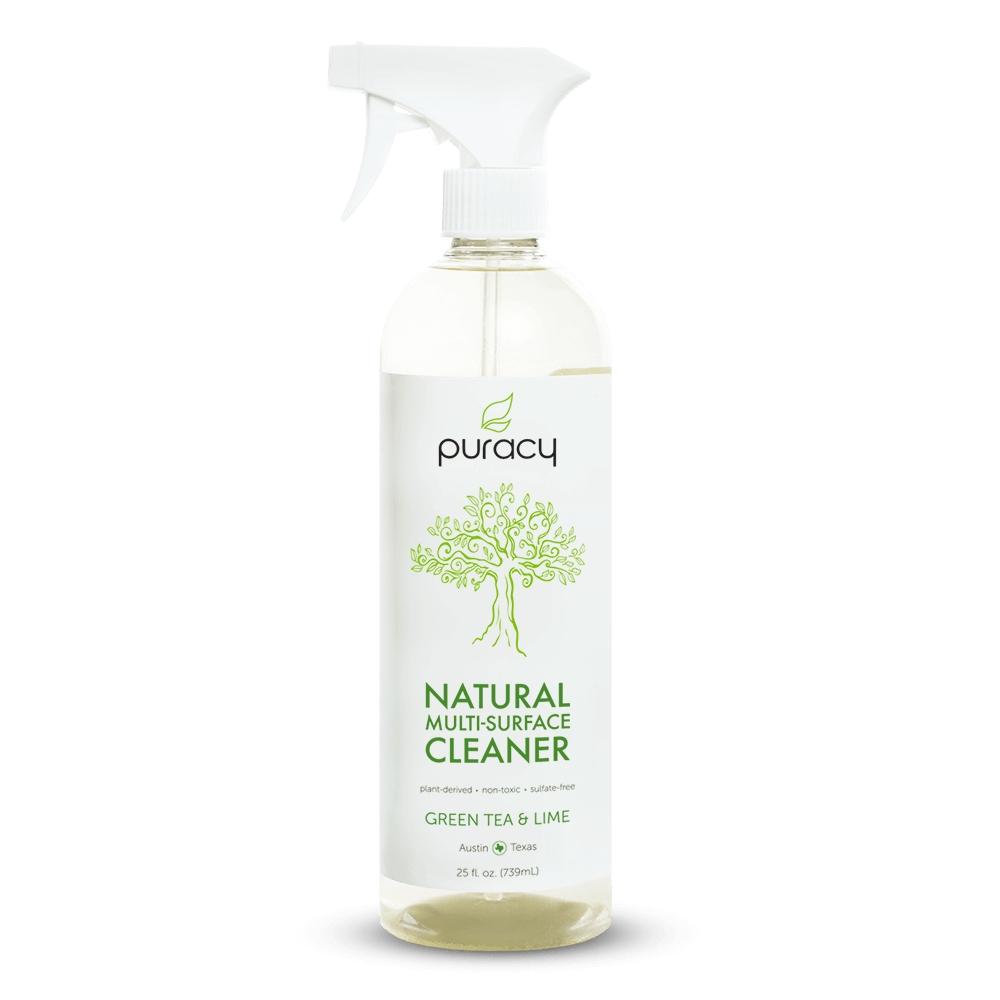 Puracy 樸芮希 自然萬用清潔劑 – 綠茶萊姆 739mL