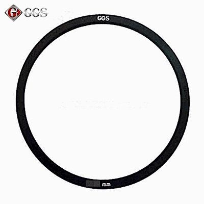 GGS防刮撞耐磨多層鍍膜鏡頭保護鏡50mm