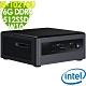 Intel 迷你無線電腦 NUC i5-10210U/16G/512SSD/W10 product thumbnail 1