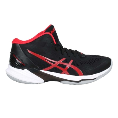 ASICS SKY ELITE FF MT 2-男排羽球鞋-亞瑟士 1051A065-001 黑紅