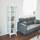 完美主義 四層玻璃櫃/展示櫃/公仔收藏(2色)43x43x160