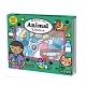 Let's Pretend:Animal Rescue 搶救動物硬頁掀翻操作書(英國版) product thumbnail 1