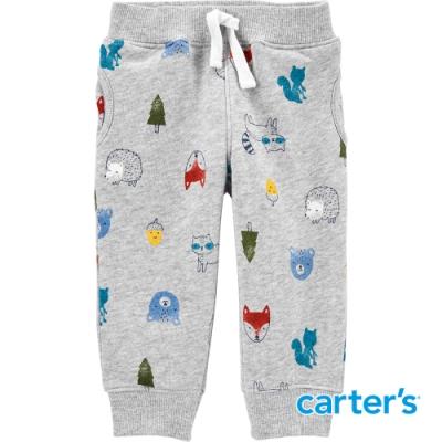 【Carter s】森林小動物棉褲 (12M-24M) (台灣總代理)
