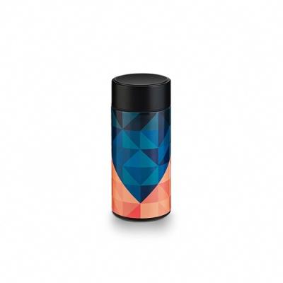 【PO:Selected】丹麥溫度智能杯260ml(幾何三角形-綠)